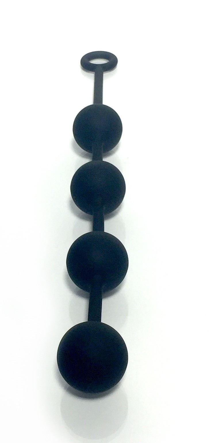 The Anal Baller Starter 1.6in Diameter Balls