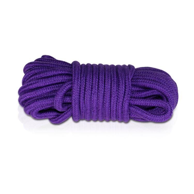 Fetish Bondage Rope Purple
