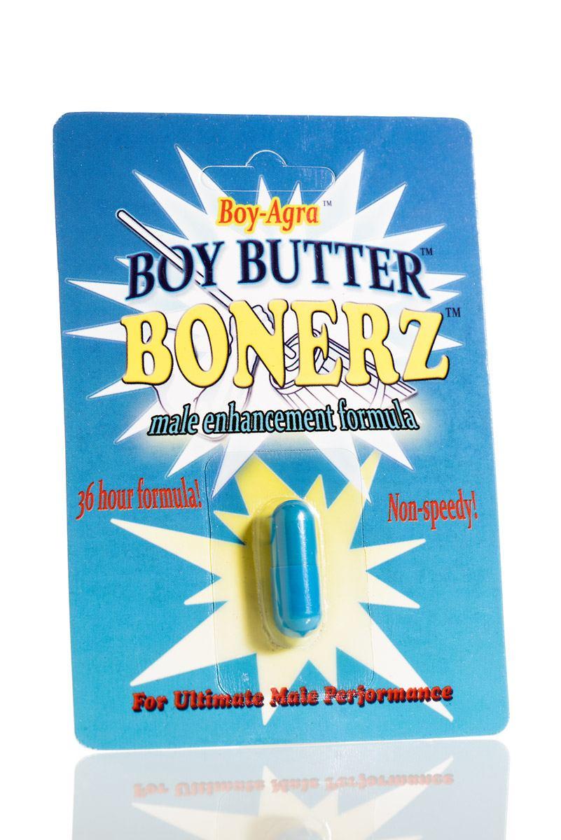 Bonerz Single Pill
