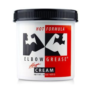 Elbow Grease HOT cream 15oz